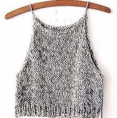 Diy Crafts Knitting, Crochet Projects, A Line Skirt Outfits, Free Crochet, Knit Crochet, Knitting Patterns, Crochet Patterns, Summer Knitting, Knit Fashion