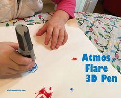 atmos flare 3D pen #AtmosFlare