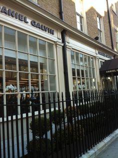 Daniel Galvin in London, Greater London