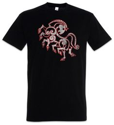 classic fit dcf8e ce020 Sleipnir I T-Shirt Odhins Horse Odin Valhalla Thor Loki Viking Vikings  Valhall Brand Cotton Men Clothing Male Slim Fit T Shirt