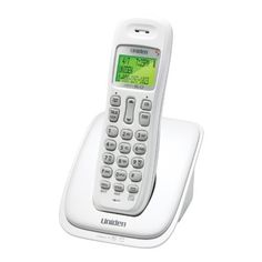 Uniden DECT 6.0 Cordless Phone with Caller ID/Call Waiting DECT1363 by Uniden. $35.42. From the Manufacturer                         DECT1363 Caller ID Cordless Phone in White and DECT1363BK Caller ID Cordless Phone in Black These cordless phones by Uniden feature DECT 6.0 Technology for interference free performance and outstanding audio clarity.  The DECT1363 features Caller ID with 30 number memory, call waiting, and 5 number redial.   Uniden phones are designed an...