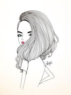 illustration by Kapi *