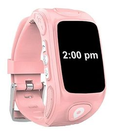 iGPS 4A996OM7LE Kids Smart Watch Phone for Kids with WiFi GPS Tracking Sim Card SOS Remote Monitoring  Pink ** Want additional info? Click on the image. (This is an affiliate link) #SmartWatch Gps Tracking, Apple Watch, Smart Watch, Wifi, Remote, Kids Smart, Watches, Phone, Mobile App