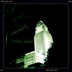 L.A City Hall. Downtown Los Angeles #DTLA