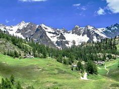 08.07.16 Itinerario attorno al MONT CHETIF - Checrout - Courmayeur (Valle d'Aosta) - by Guido Tosatto