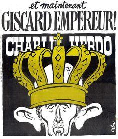 Charlie Hebdo - # 384 - 23 Mars 1978 - Couverture : Cabu