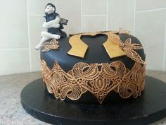 Loki Cake