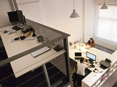 Coworking in Spain: Pop meets traditionalism & architecture ::: Deskmag - The Coworking Magazine