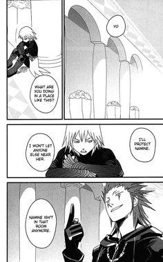 KINGDOM HEARTS: CHAIN OF MEMORIES #10 - Page 18