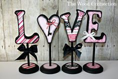LOVE Letters | The Wood Connection Blog