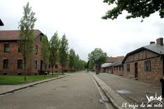 Barracones Auschwitz Polonia