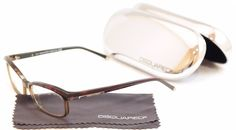 Dsquared2 Authentic Eyeglasses Frame DQ5034 056 Havana Brown Plastic Italy Made #DSQUARED2