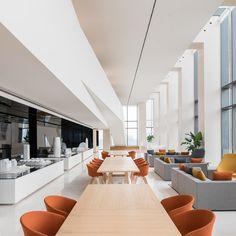 Aim Architecture designs contemporary interior for Soho Bund hotel in Shanghai