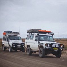 Which #overland #adventuremobile would you take on your next #offroad adventure?…