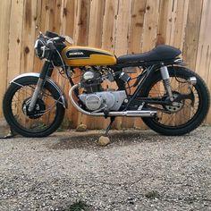 Lemoncustommotorcycles Forsale Cb175 Caferacer 2500Jeffreycafes4sale By Cafes4sale
