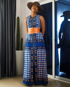 African Fashion Designers, African Inspired Fashion, African Men Fashion, African Women, Latest Ankara Dresses, Ankara Dress Styles, Afro, Young Designers, African Design