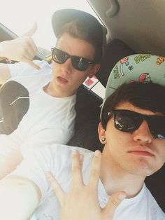 Jc and Connor