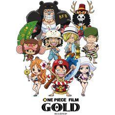 Straw hats Chibi - One Piece Film Gold One Piece Manga, Zoro, Anime Main Characters, Anime Chibi, Manga Anime, Grinch, Amaama To Inazuma, Nijiiro Days, Chibi Marvel