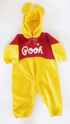 Disney Winnie the Pooh All In One Halloween Costume Infant 6 m- 12 m #Disney #CompleteCostume