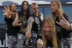 Kivenlahti Rock 2014 - festarikausi on nyt virallisesti avattu! Good Music, My Music, Groove Metal, Gothic Metal, Power Metal, Band Photos, Thrash Metal, Metalhead, Death Metal