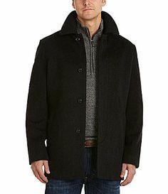 Daniel Cremieux Loro Piana Wool Coat