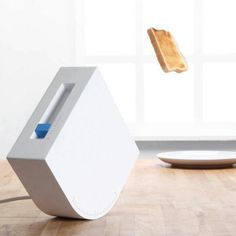 Firing Toaster