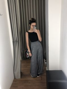 Modest Casual Outfits, Trendy Outfits, Summer Outfits, Girl Outfits, Cute Outfits, Fashion Outfits, Vetement Fashion, College Outfits, Look Cool
