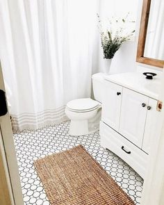 These cheap bathroom remodel ideas for small bathrooms are quick and easy. If you are wondering how do i decorate a small bathroom don t miss these modern bathroom ideas on a budget. A good number of houses today are being built with bathrooms no big Bathroom Renos, Bathroom Flooring, Bathroom Renovations, Home Remodeling, Bathroom Vanities, Bathroom Fixtures, Bathroom Cabinets, Wood Flooring, Budget Bathroom Makeovers