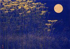 Reiji HiramatsuWhen scabious patrinia blooms(2006)