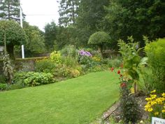 grounds at Jane Austen's house, Chawton Cottage