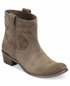 Lucky Brand Terra Booties - Boots - Shoes - Macy's