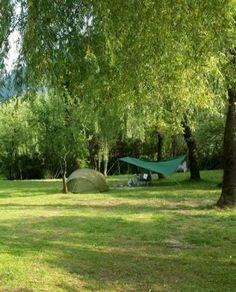 kleine campings in de natuur; bron Mijn Slovenië