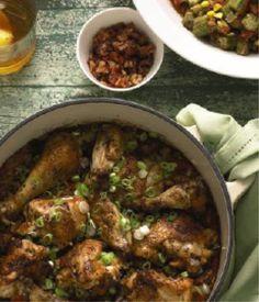 Get the recipe: Classic Chicken Jambalaya by MCC Chef Emeril Lagasse #macys #recipe