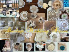 My Wedding Ideas Collage