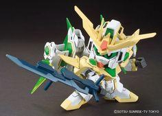 SDBF Star Winning Gundam | Gundam Build Fighters Animé | Military Sci-Fi Mecha Scale Model