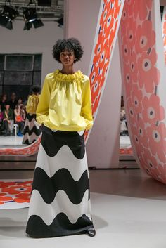 I've been a flower lover since I can remember, and though I'm consistently seen wearing black, the truth is I love surrounding myself with color + patterns. One of my favorite ways to… Young Designers, Best Series, Marimekko, Bold Prints, Wearing Black, Color Patterns, Flower Power, Annie, Primary Colors