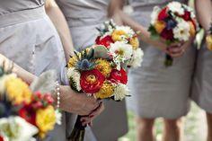 Wedding Flower Bouquet idea