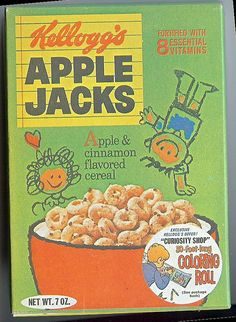 1980s cereal | Recent Photos The Commons Getty Collection Galleries World Map App ...