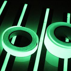 Glow In The Dark Tape //Price: $ 10.95 & FREE shipping //  #walldecal #wallart #homedecoration