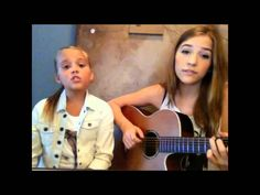 """Kiss the Girl"" by Lennon and Maisy. Wedding song?"