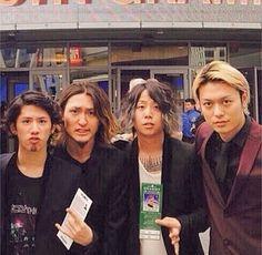 ONE OK ROCKの画像 プリ画像 Takahiro Moriuchi, One Ok Rock, Pop Rocks, Rock Bands, Entertainment, Japan, Album, Songs, Celebrities