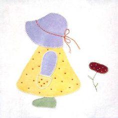 Sun bonnet sue quilt patterns free | PATTERNS FOR SUNBONNET | Browse Patterns