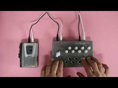 The Onde Magnétique Is Like A Cassette Tape Mellotron – Synthtopia