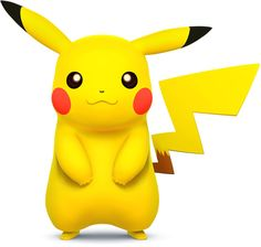 Super Smash Bros. for 3DS and Wii U Pikachu | Nintendo