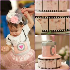 Blessed Beyond Measure: One Year in a Flash! (Ava Kate's first birthday party)
