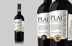 PLAI Moldova Wine on Packaging of the World - Creative Package Design Gallery