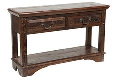 One Kings Lane - HGTV: Invest In Classics - Morgan Console Table