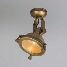 Wall Lamp Bronze Raw I