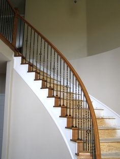 Best Wrought Iron Stair Balusters Stairs Pinterest 400 x 300