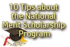 10 Tips about the National Merit Scholarship Program